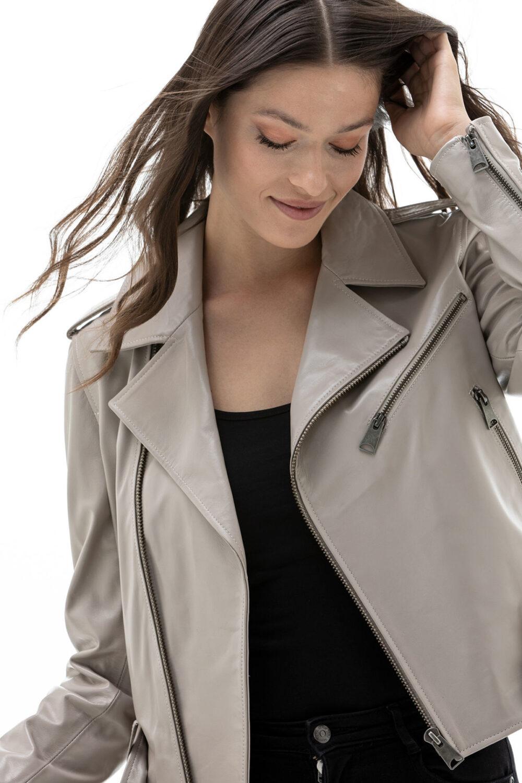 Womens Leather Coats