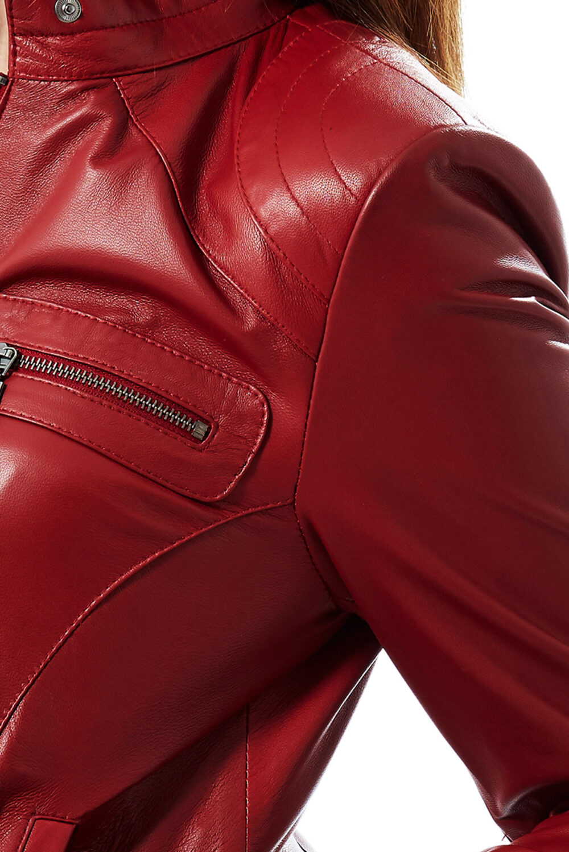 ever leather jacket