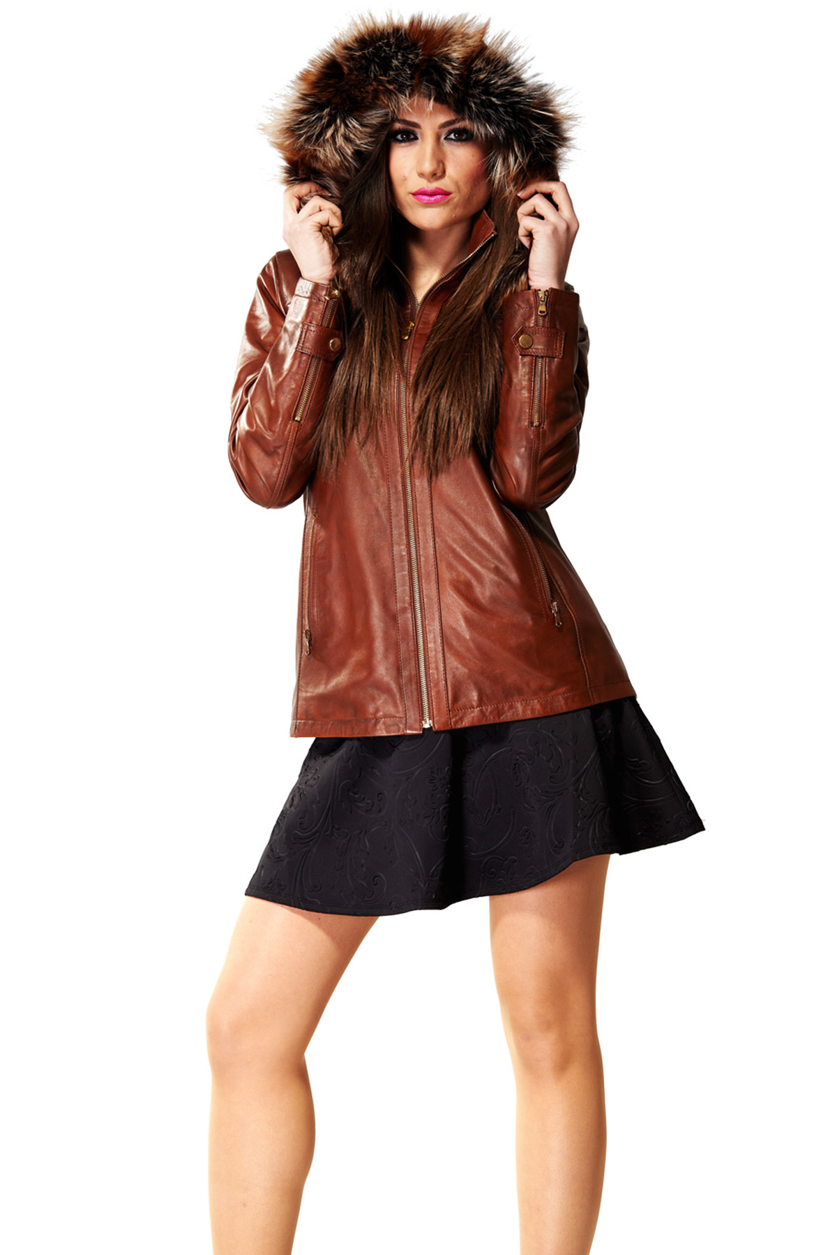 leather jacket colors