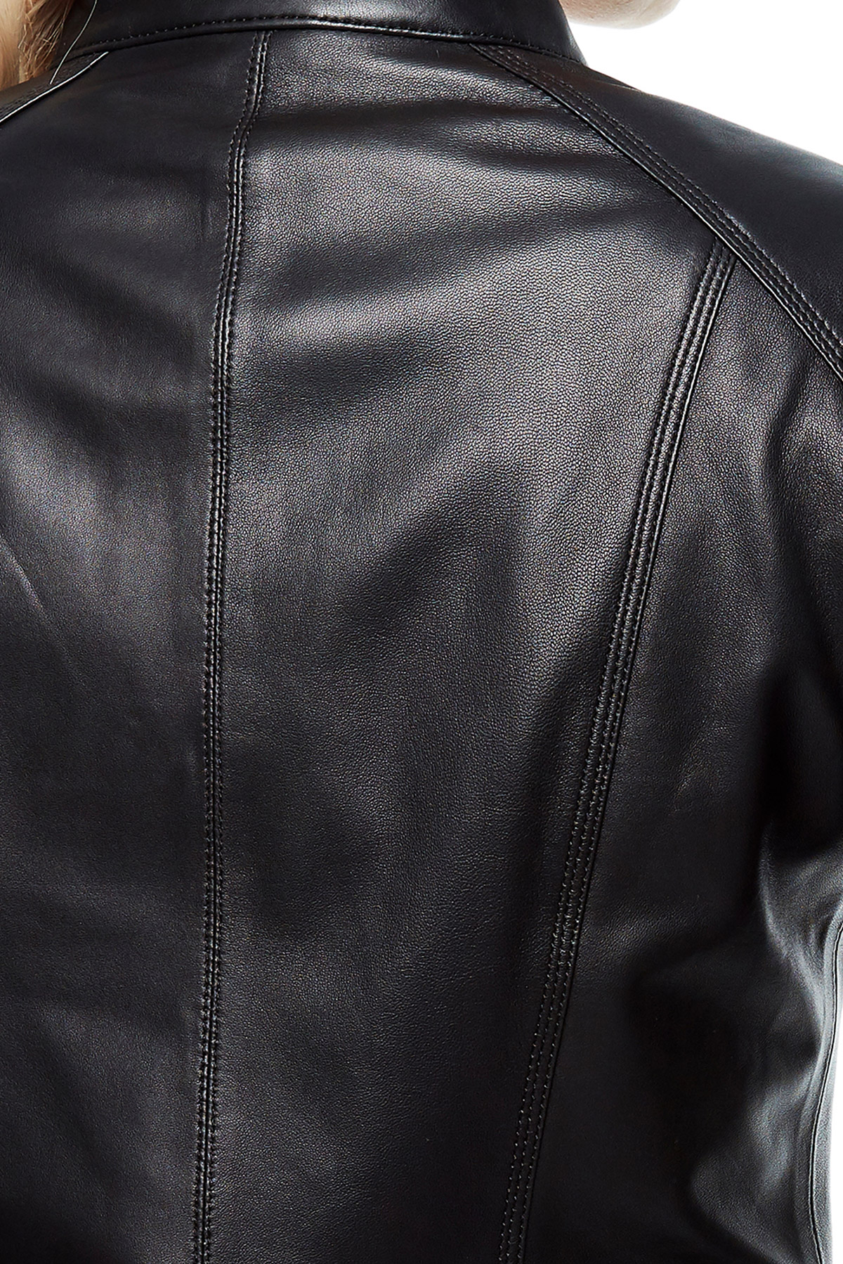 winter leather jacket womens