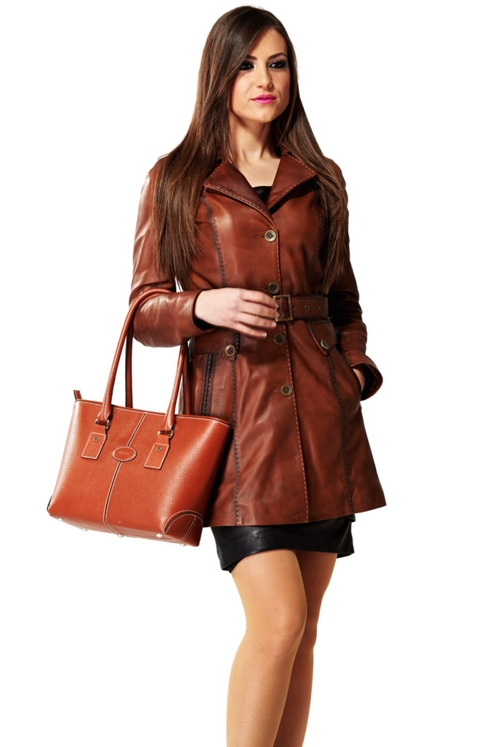 long leather jackets