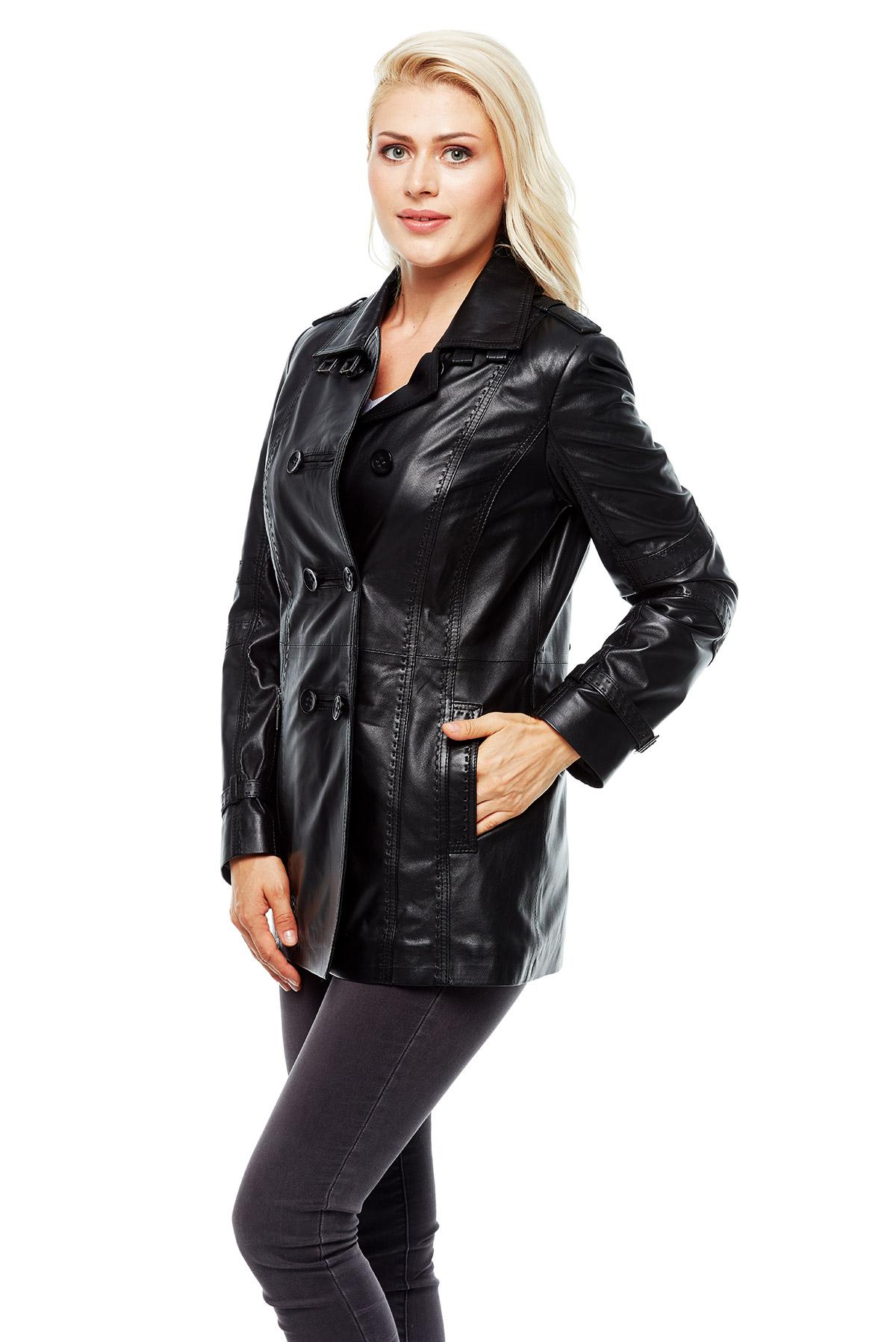 genuine leather jacket womens australia