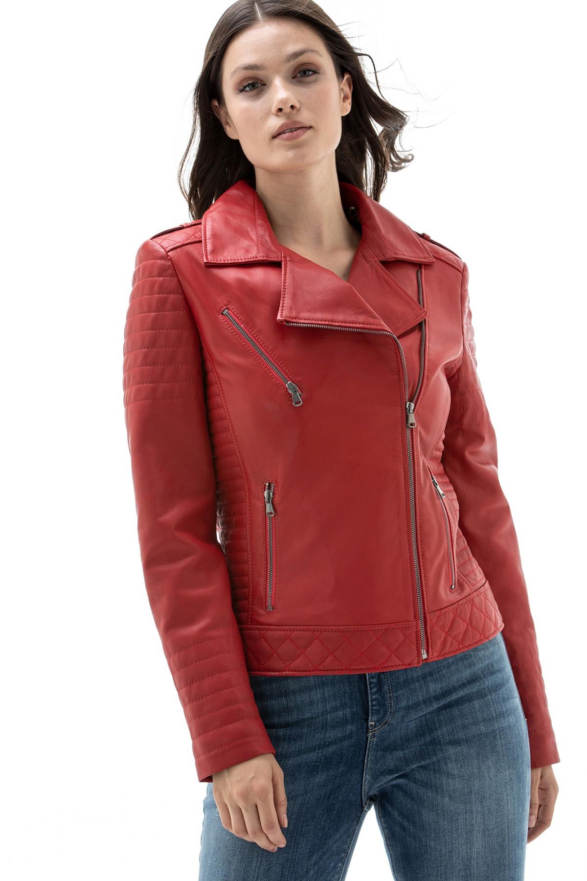 Winter Jacket Leather