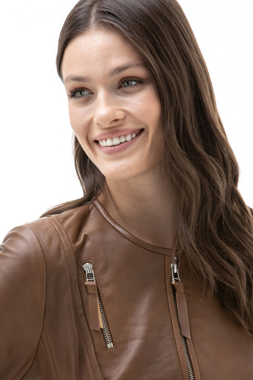 Everlane Womens Leather Jackets