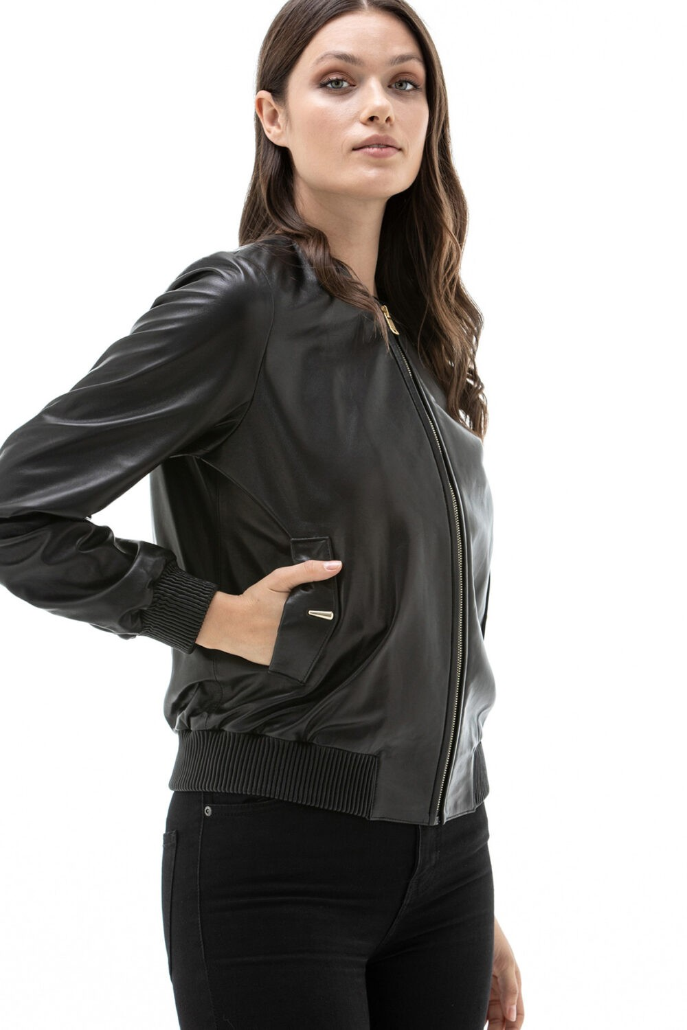 Light Leather Jackets
