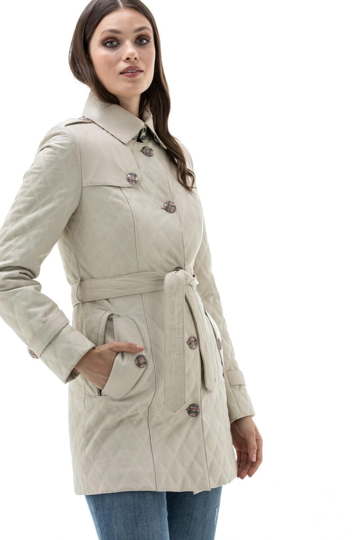 Long Leather Coats