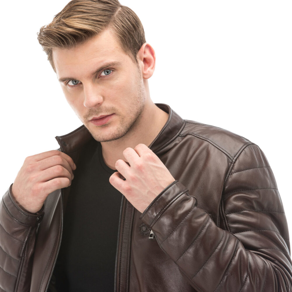 Alex Costa Leather Jacket Nordstrom