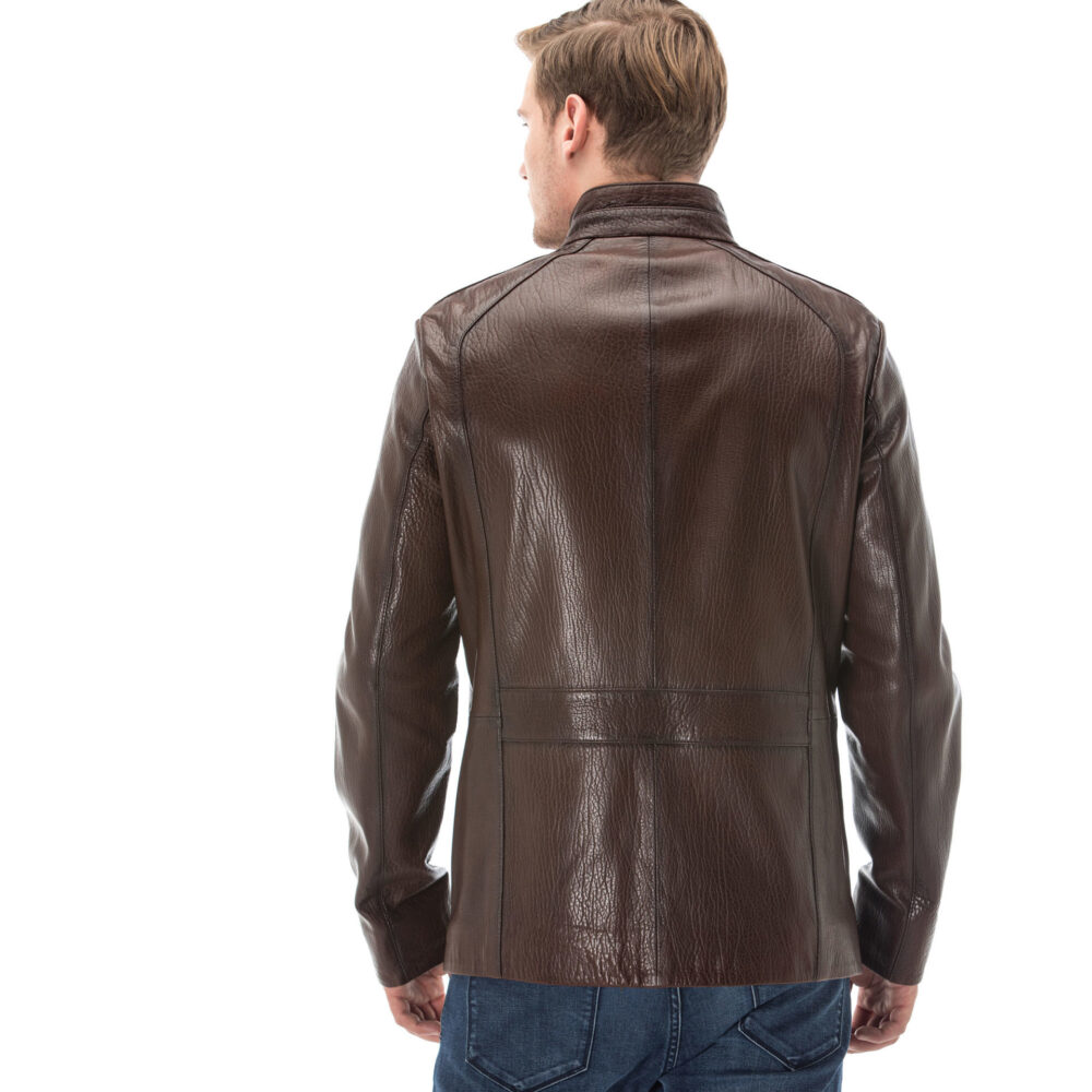 Mens Leather Jacket Usa