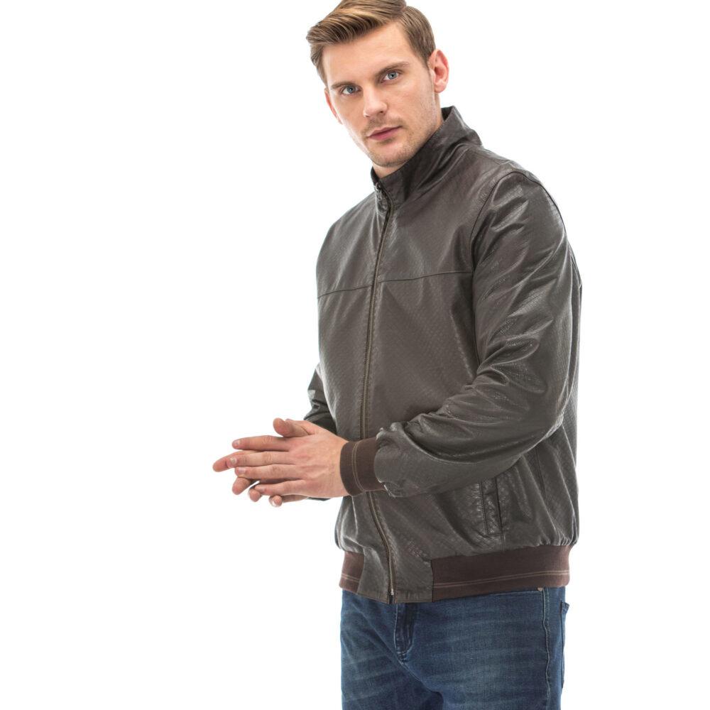 Men's Dockers Leather Jacket