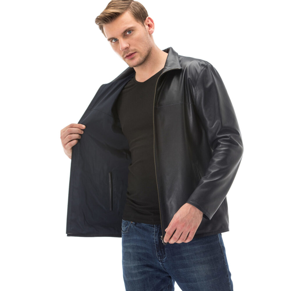 Buy Mens Leather Jacket