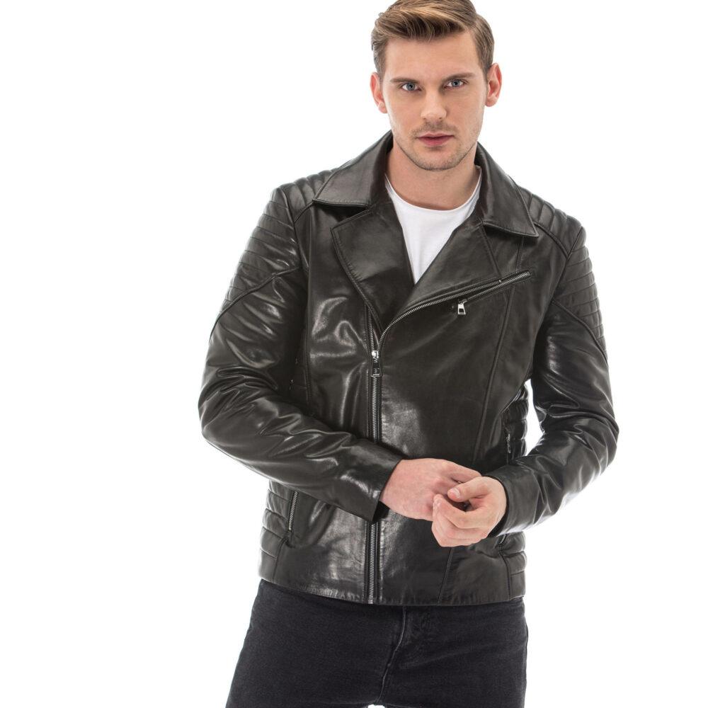 Men's Genuine Leather Jackets Sale