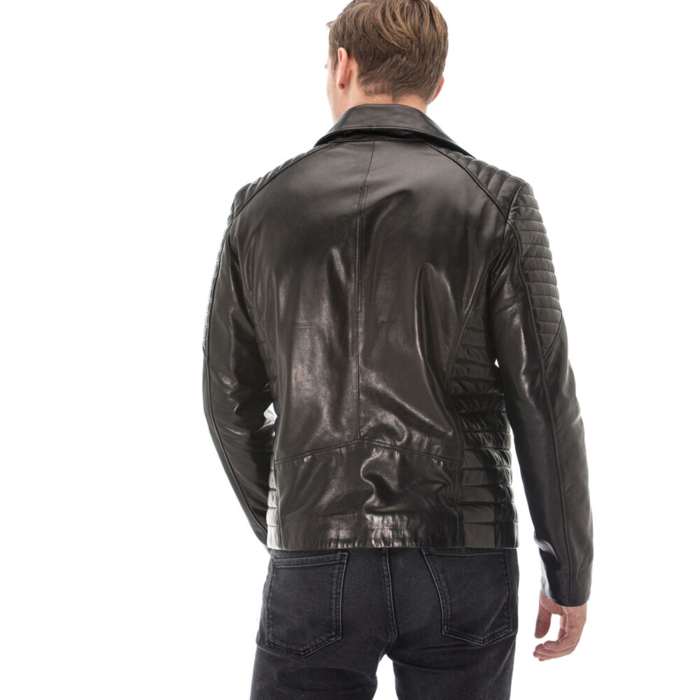 Nordstrom Leather Jacket Mens