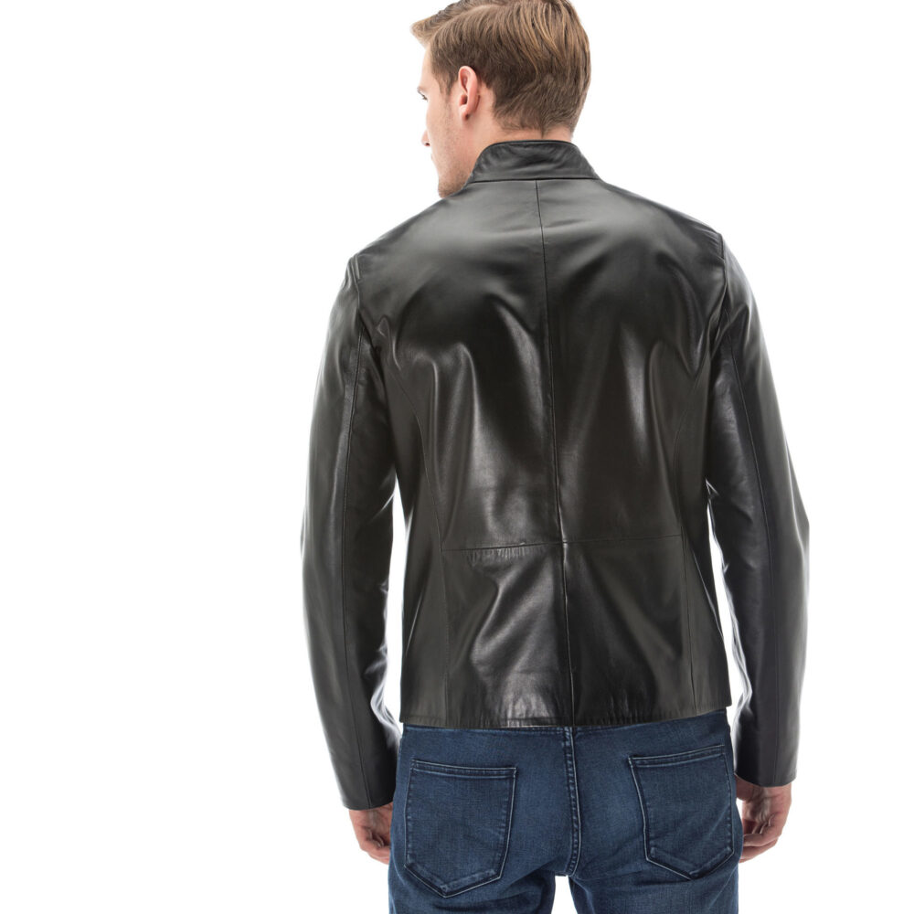 Topshop Mens Leather Jackets