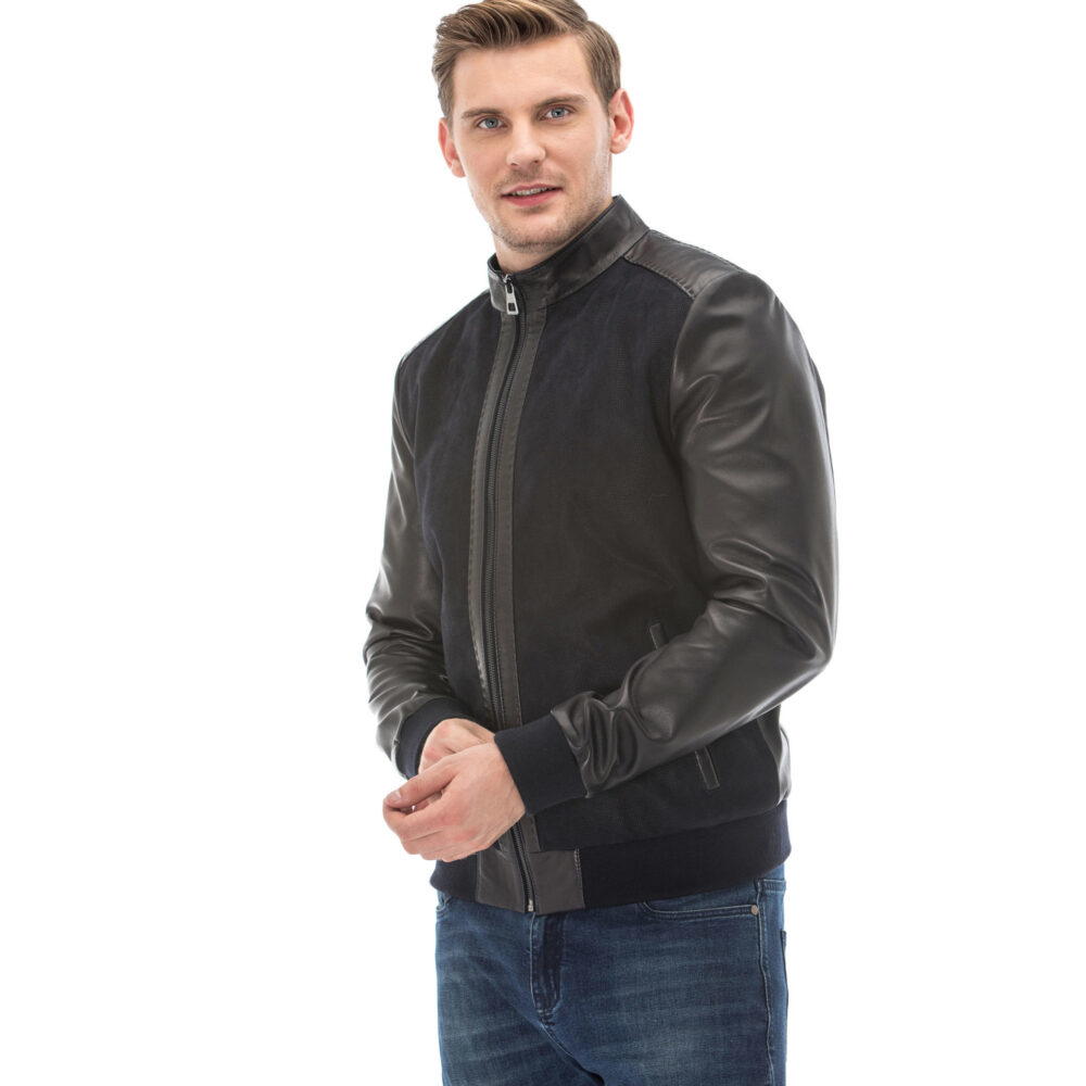 Leather Jacket Men's