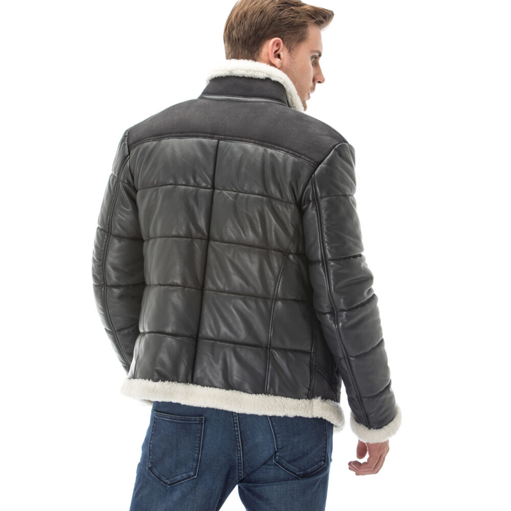 Branded Leather Jackets For Men