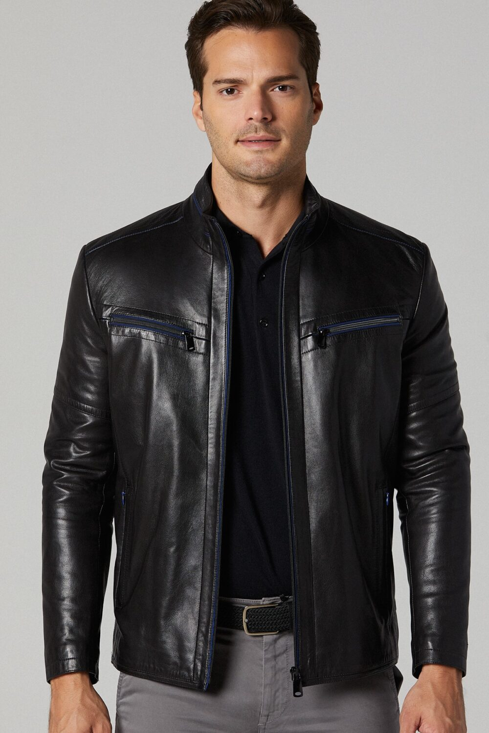 Custom Leather Jackets Nyc