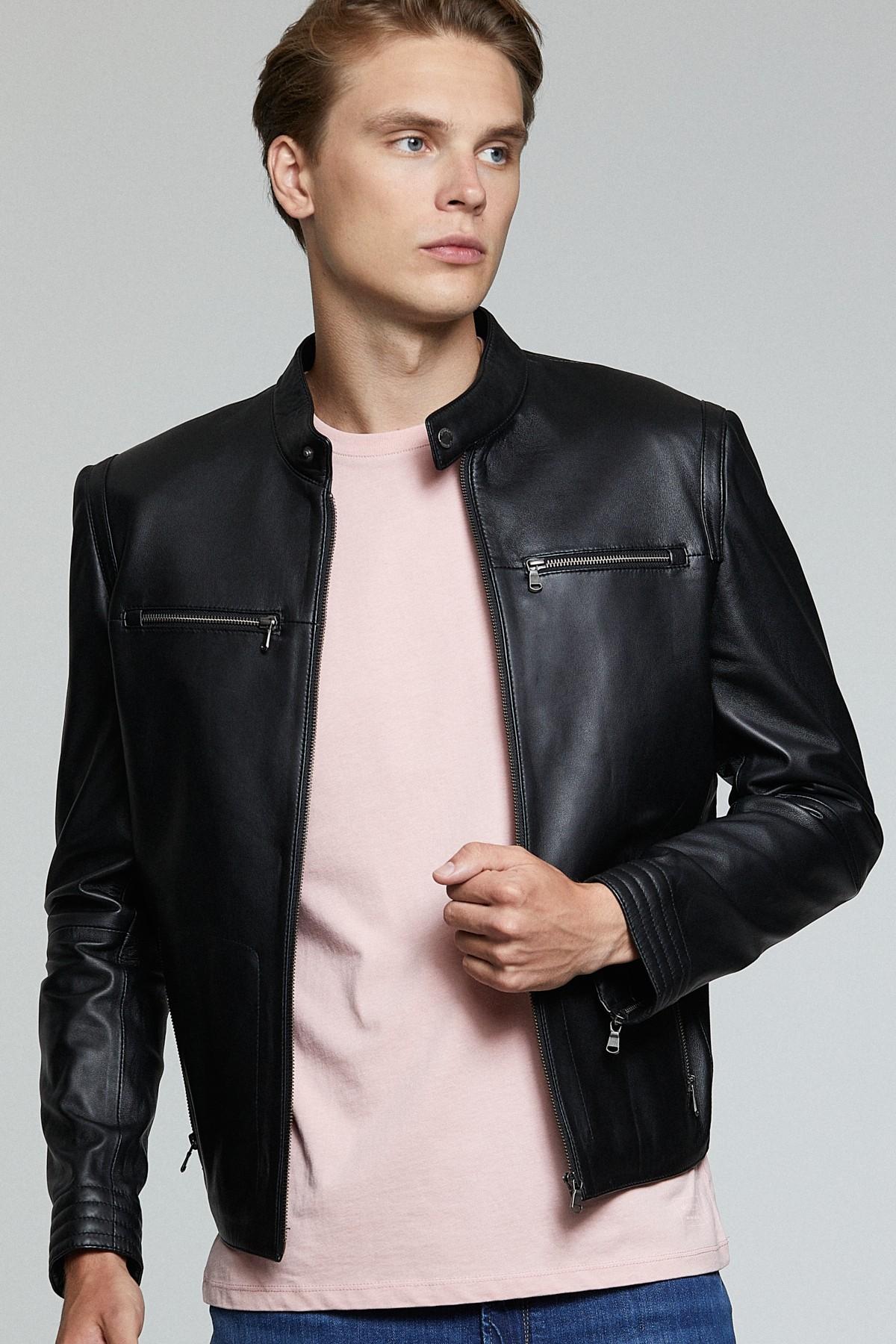 Men's Leather Jackets On Sale