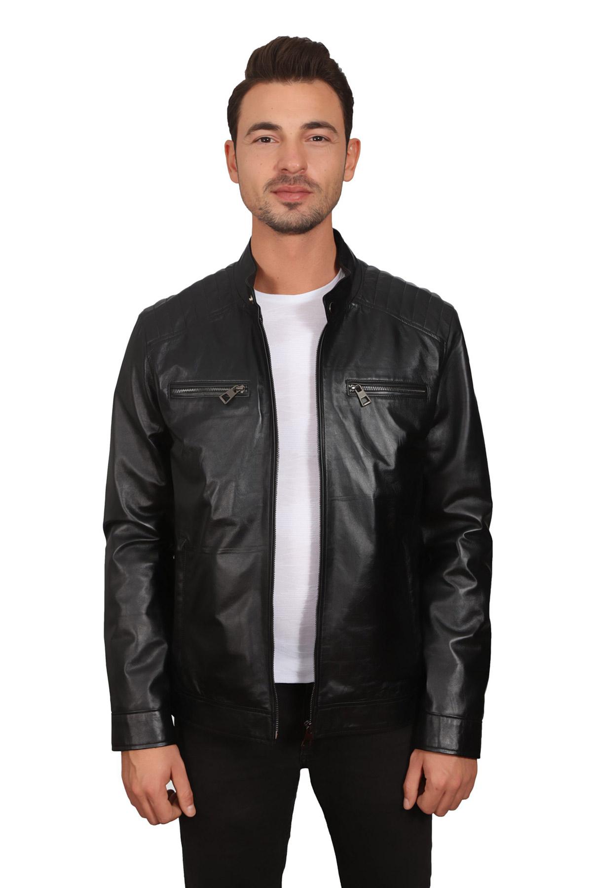 100 Leather Jacket