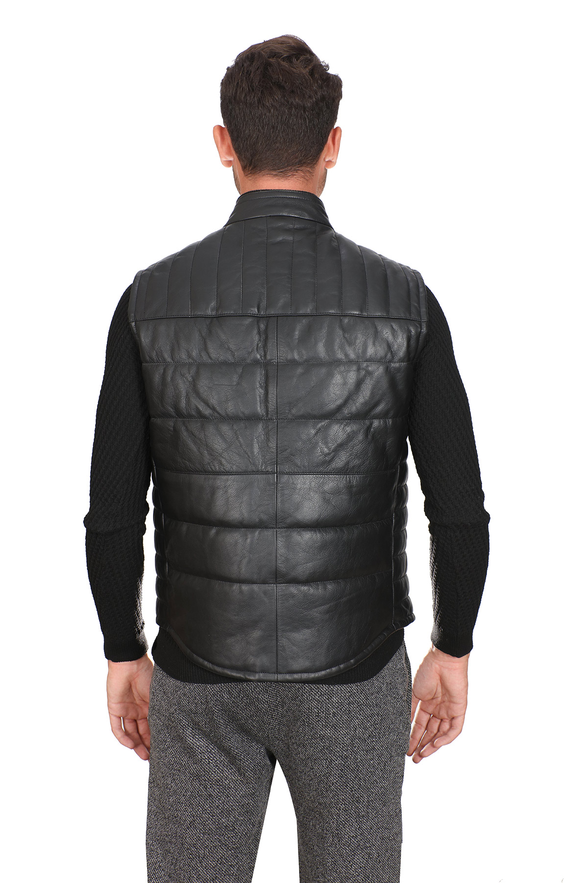 Fitted Jackets Men