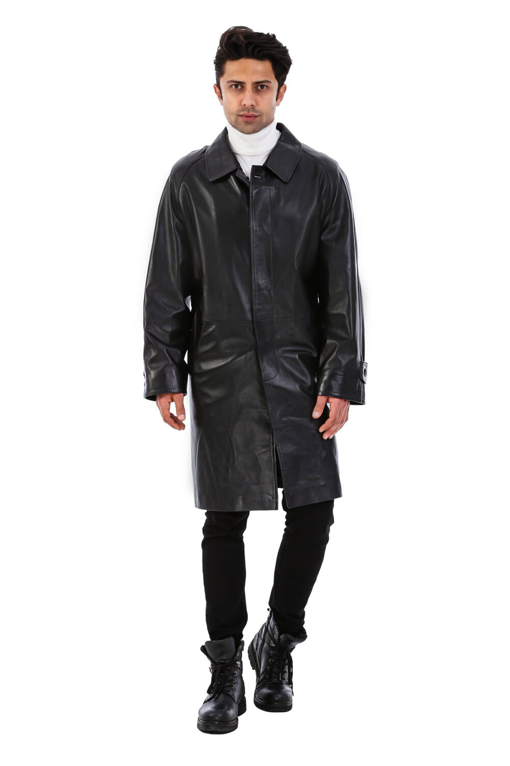 Winter Leather Coats