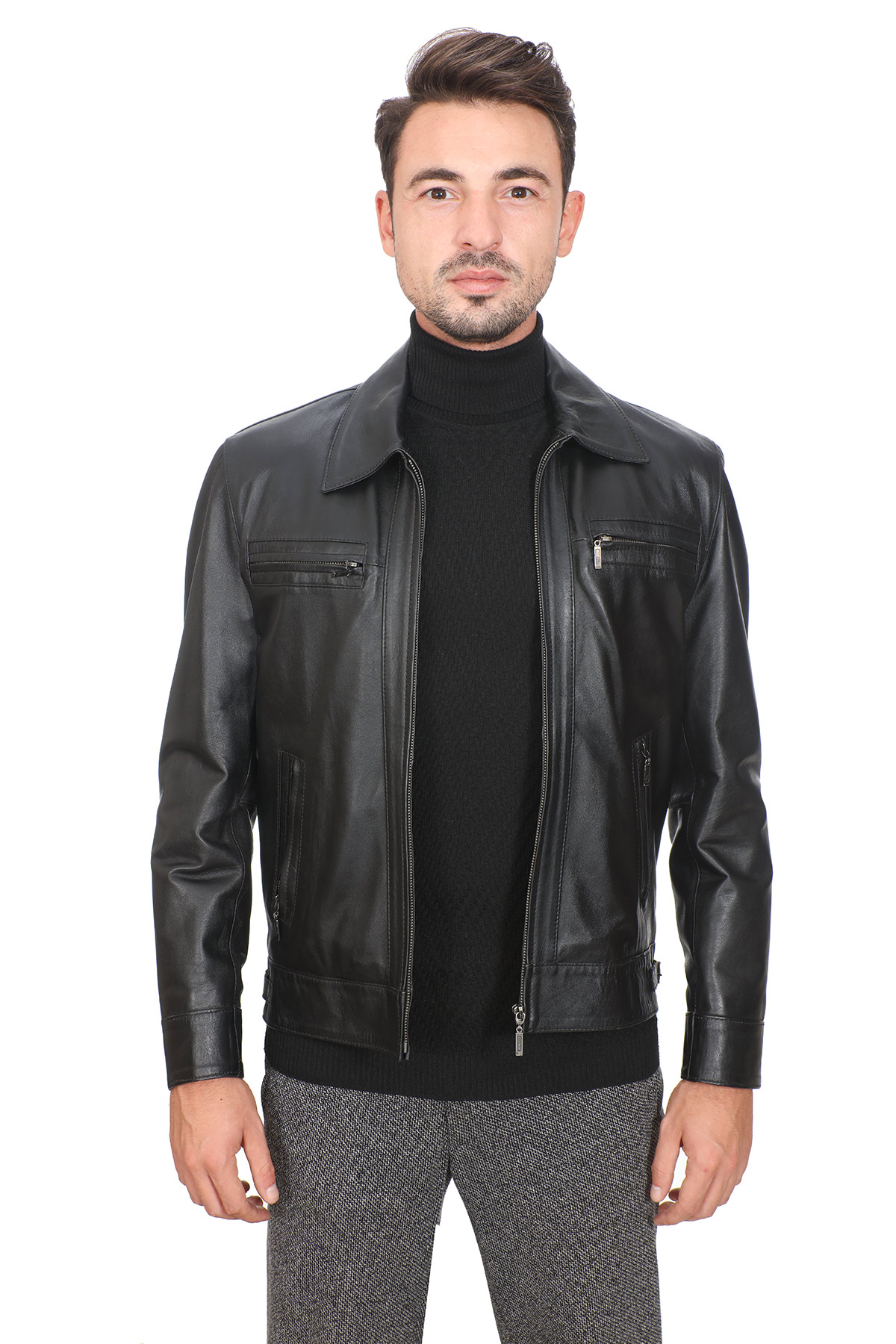 Do Real Leather Jackets Squeak