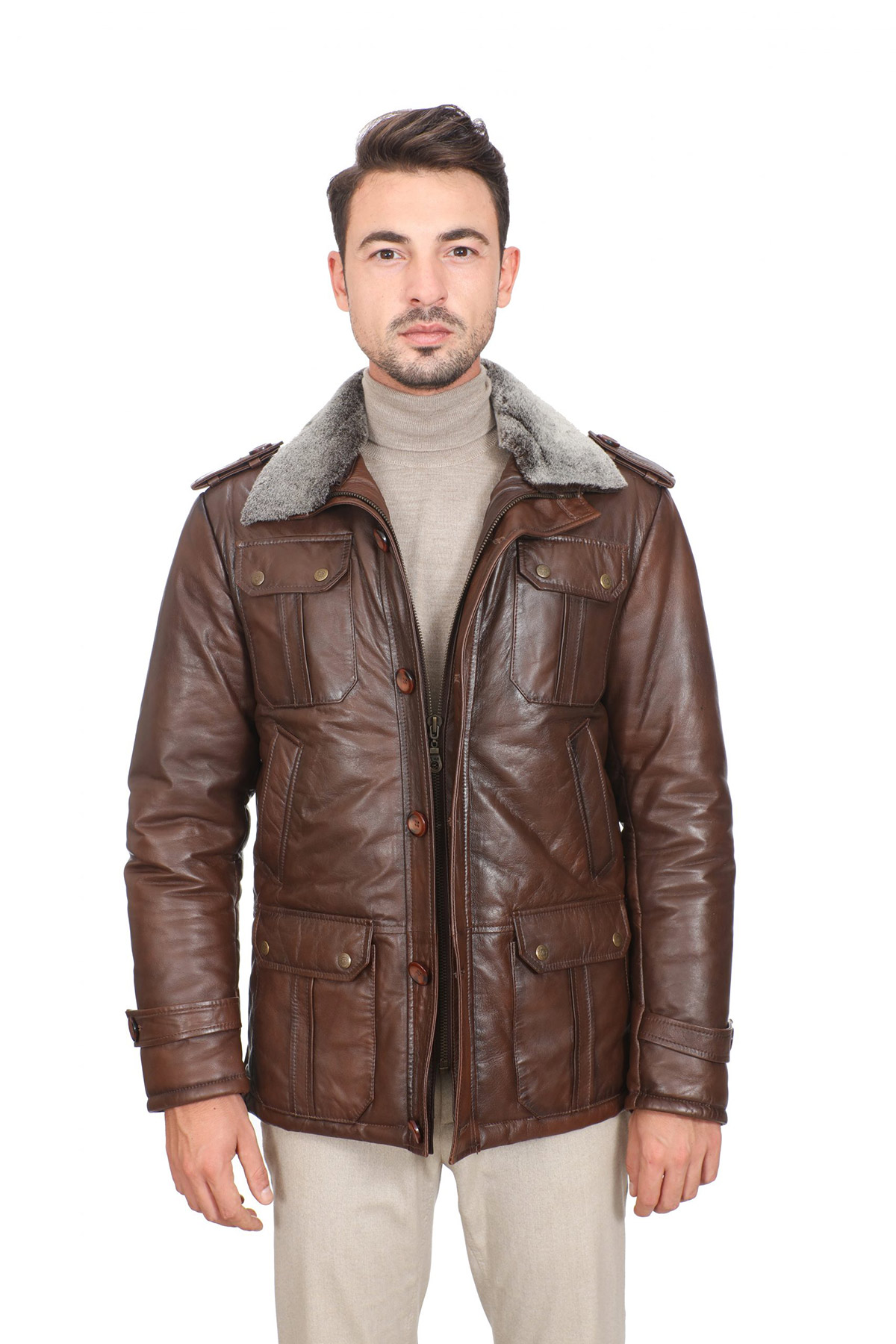 Best Leather Jackets Mens