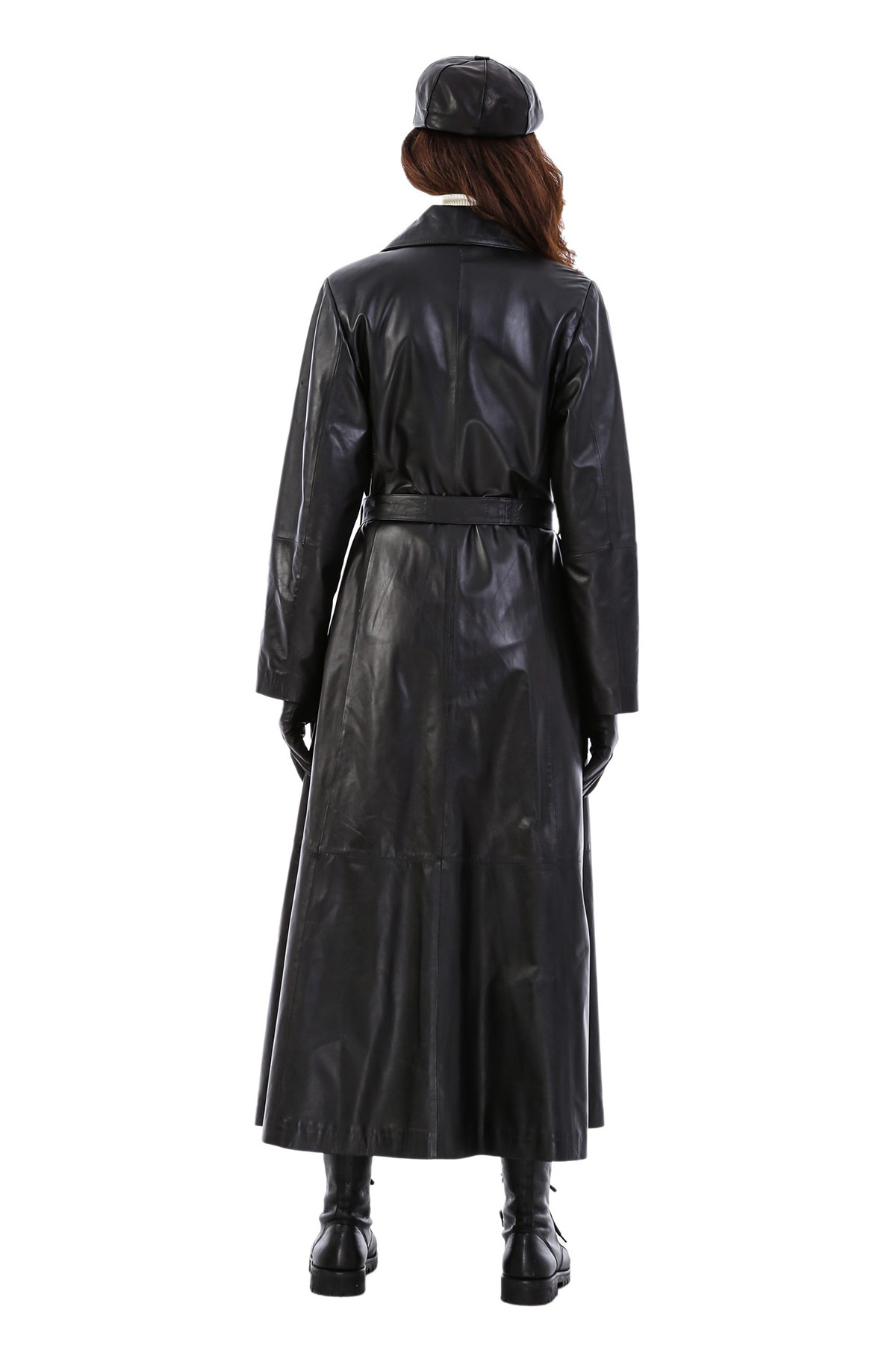 Patent Leather Coats Womens