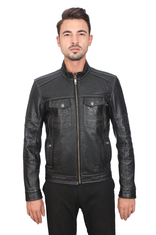 Real Leather Designer Jacket