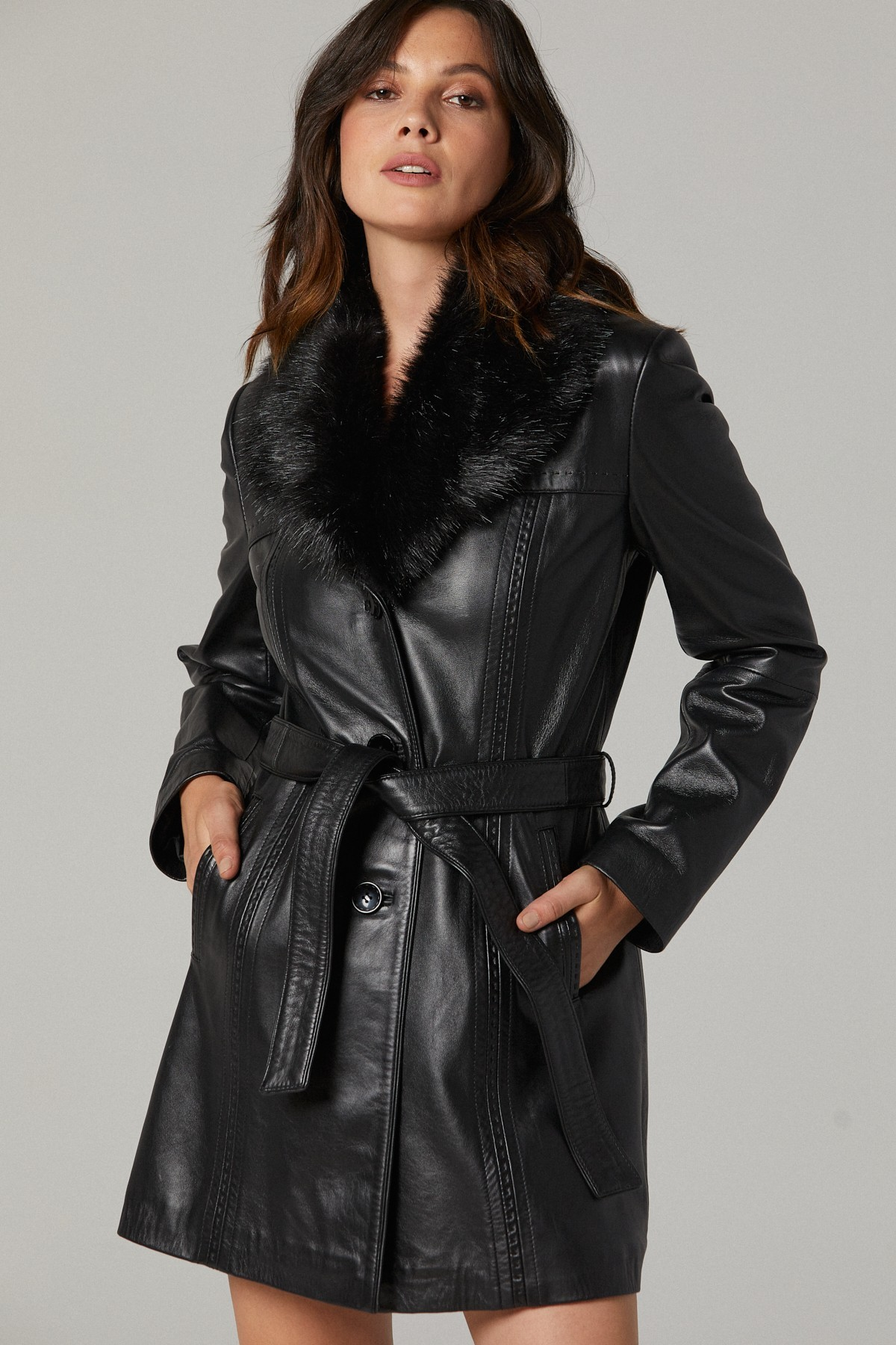 Leather Jacket Brands Womens