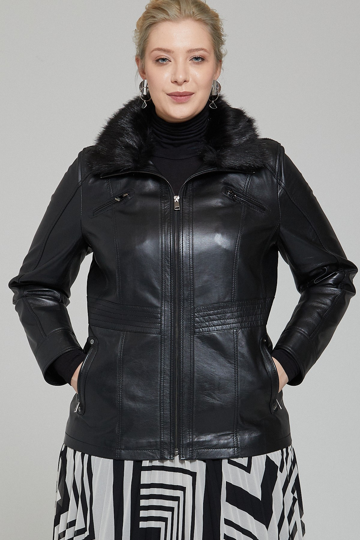 Wilson Leather Jackets Womens