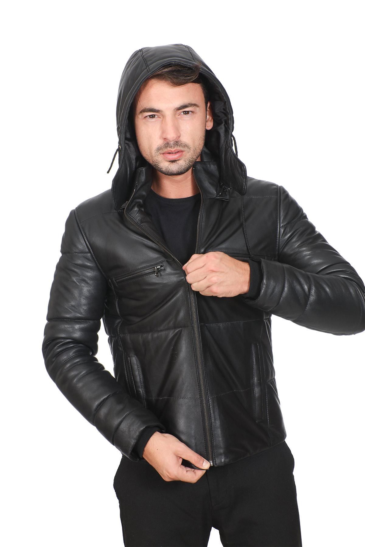 Eddie Bauer Genuine Leather Jacket