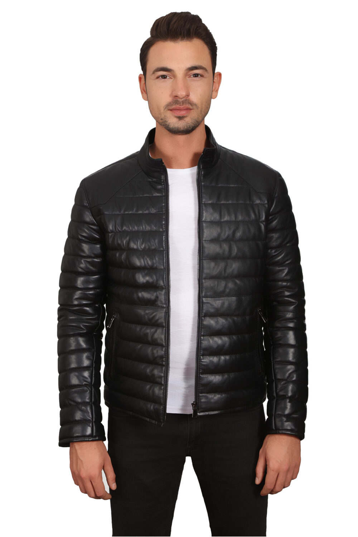 Men's Jacket Leather