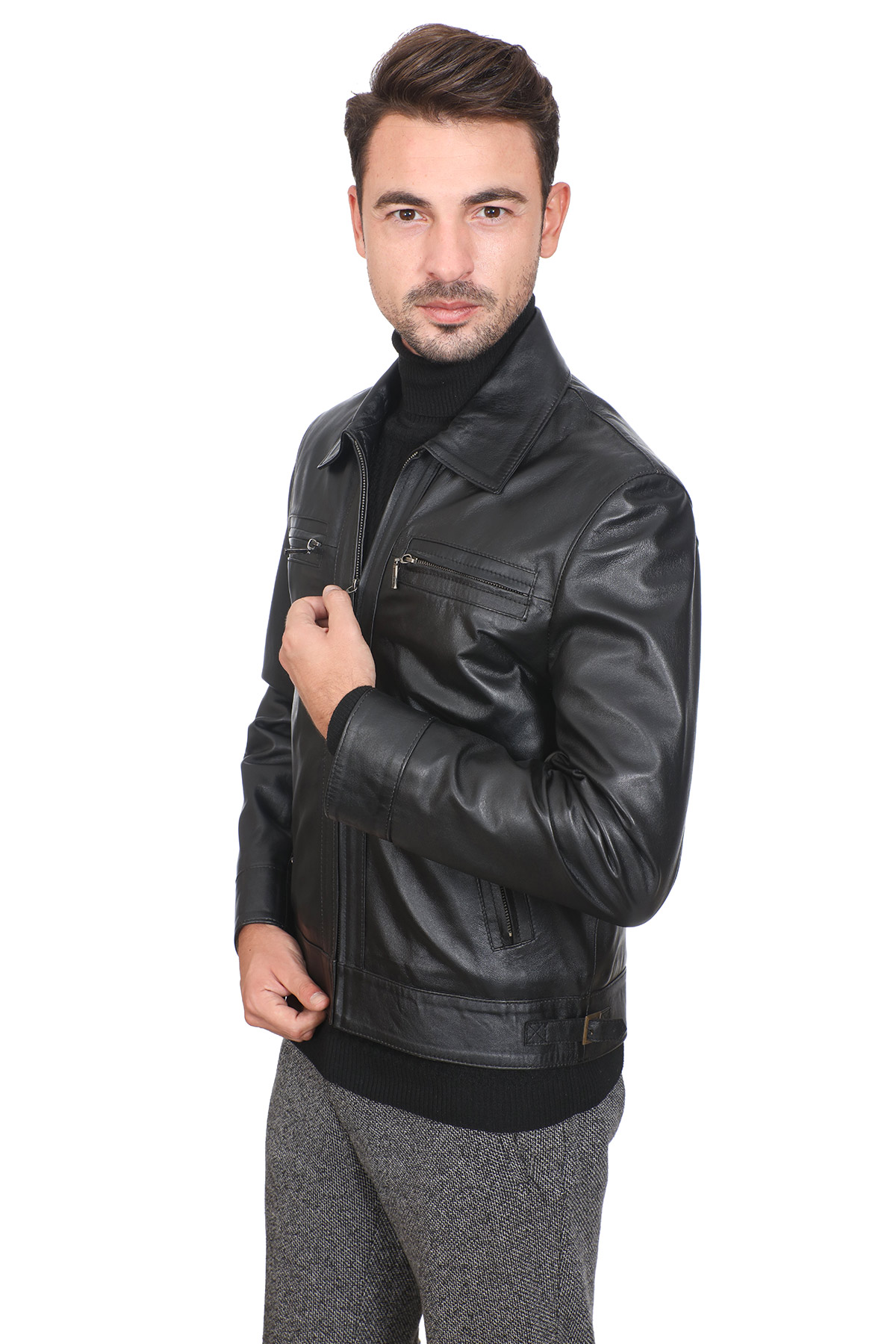 What Is Real Leather Jacket
