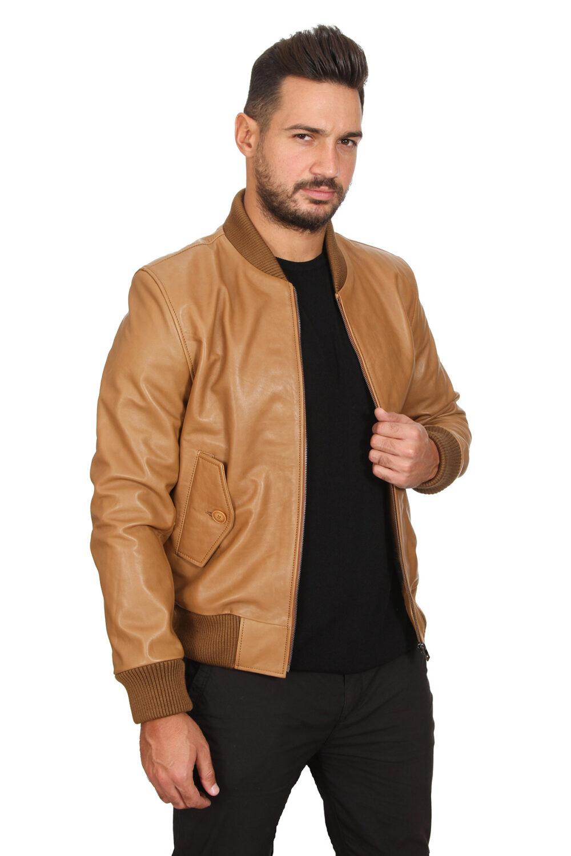 Bespoke Leather Jacket