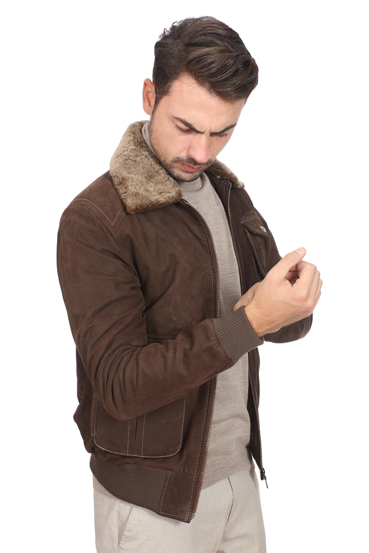Vintage Saint Laurent Leather Jacket
