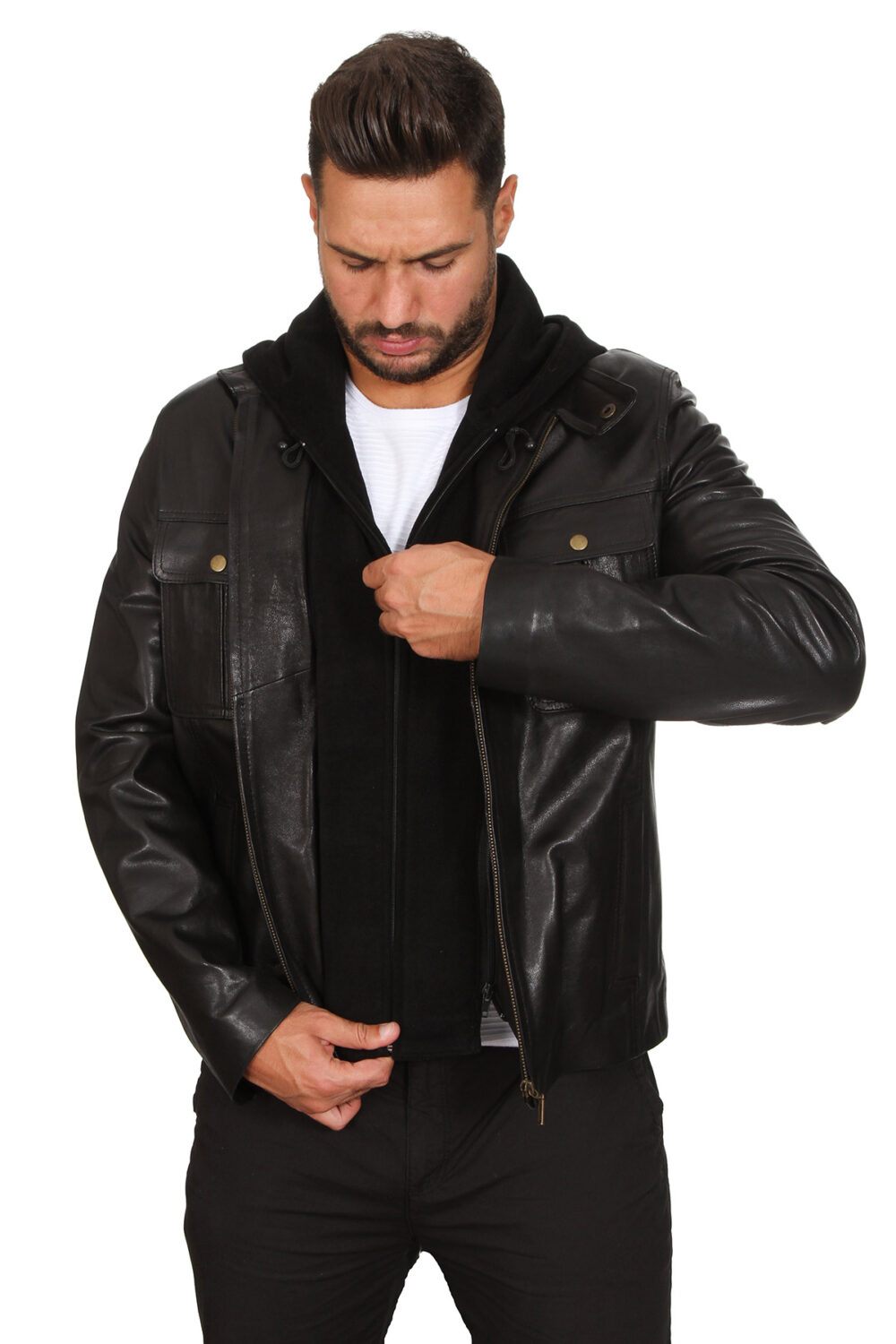 Where To Buy Mens Leather Jackets