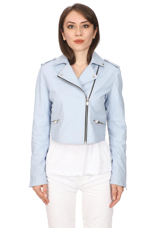 Leather Jacket Design For Ladies