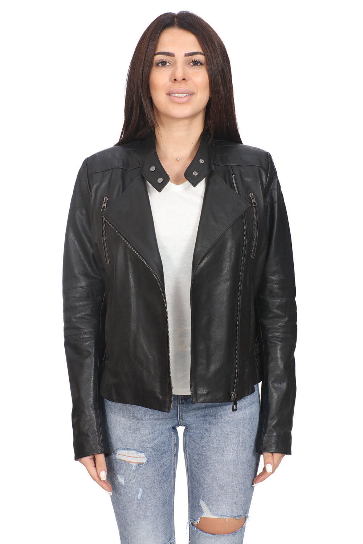 Burberry Biker Leather Jacket