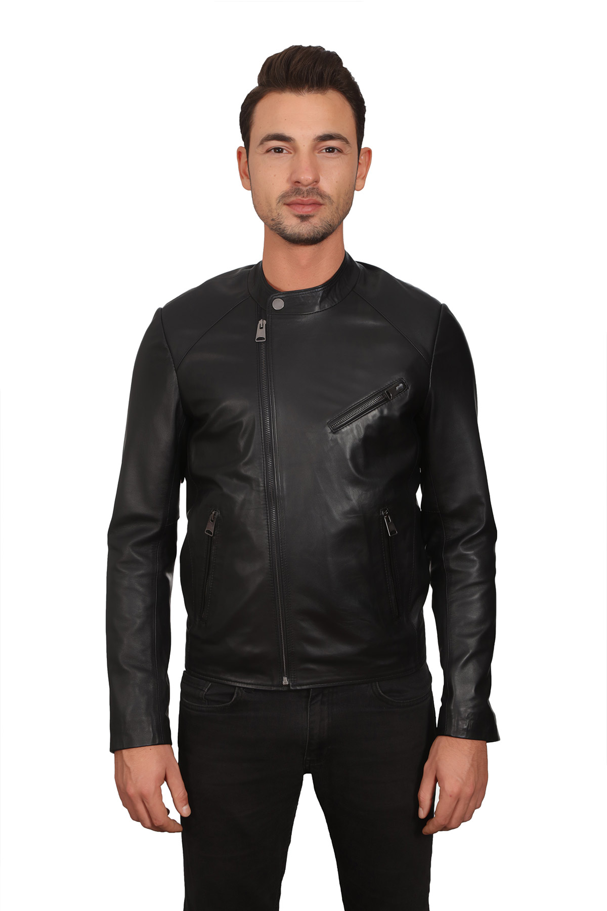 Leather Jackets For Men Near Me