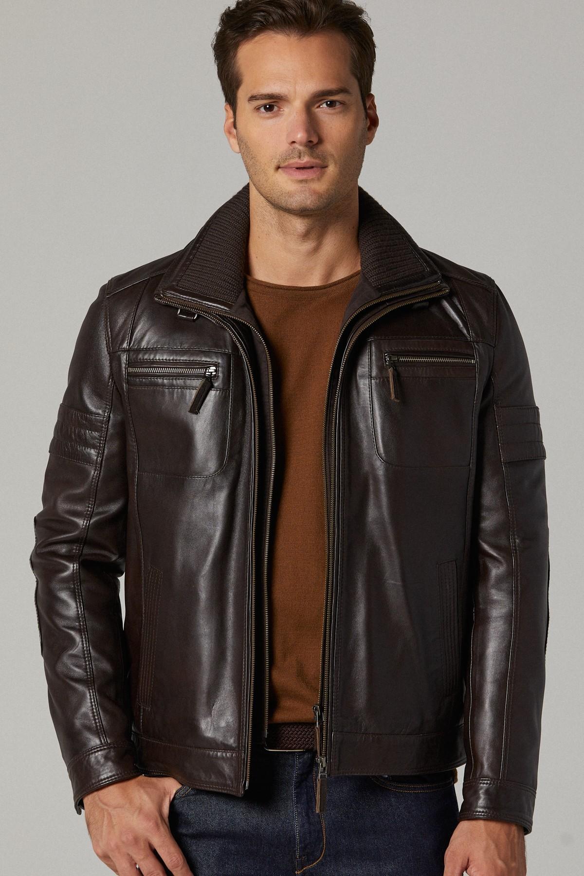 Nordstrom Rack Leather Jacket'