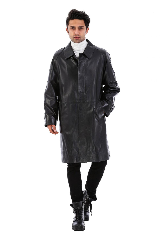 Wilson Leather Coat