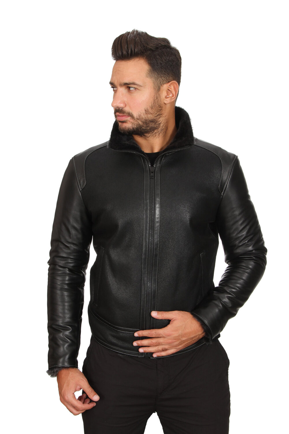 Wlsons Leather Jacket rn69426