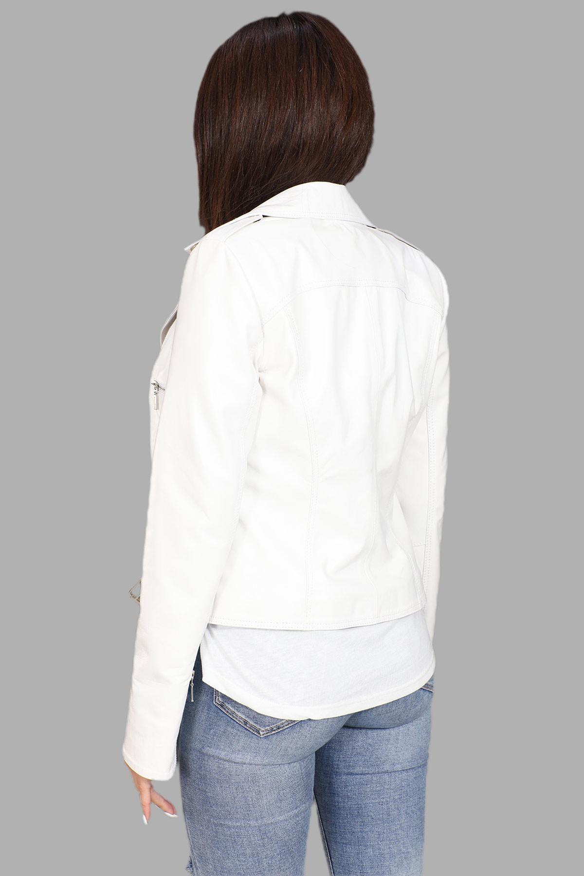 Dockers Lambskin Leather Jacket