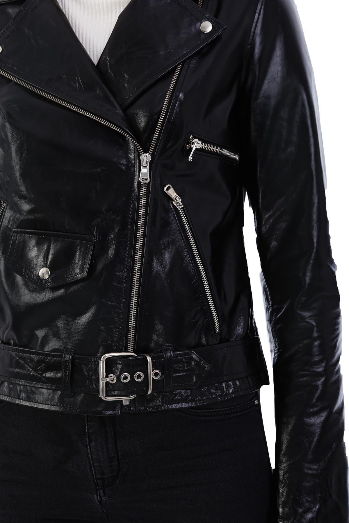Dunhill Leather Jacket For Sale