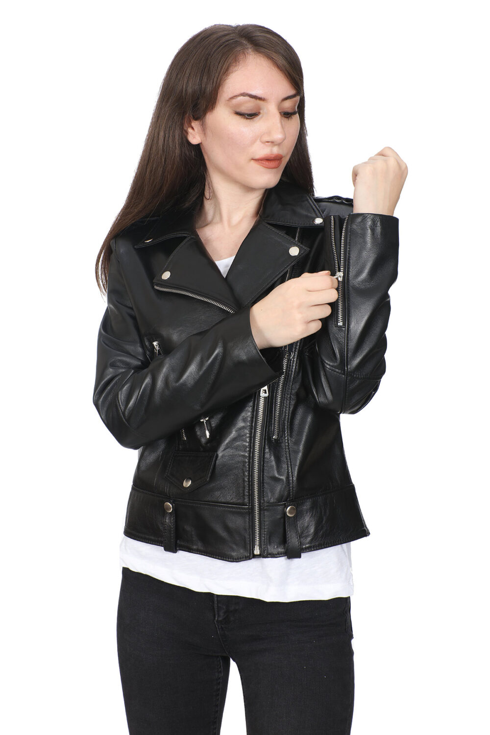 Real Leather Jacket Price