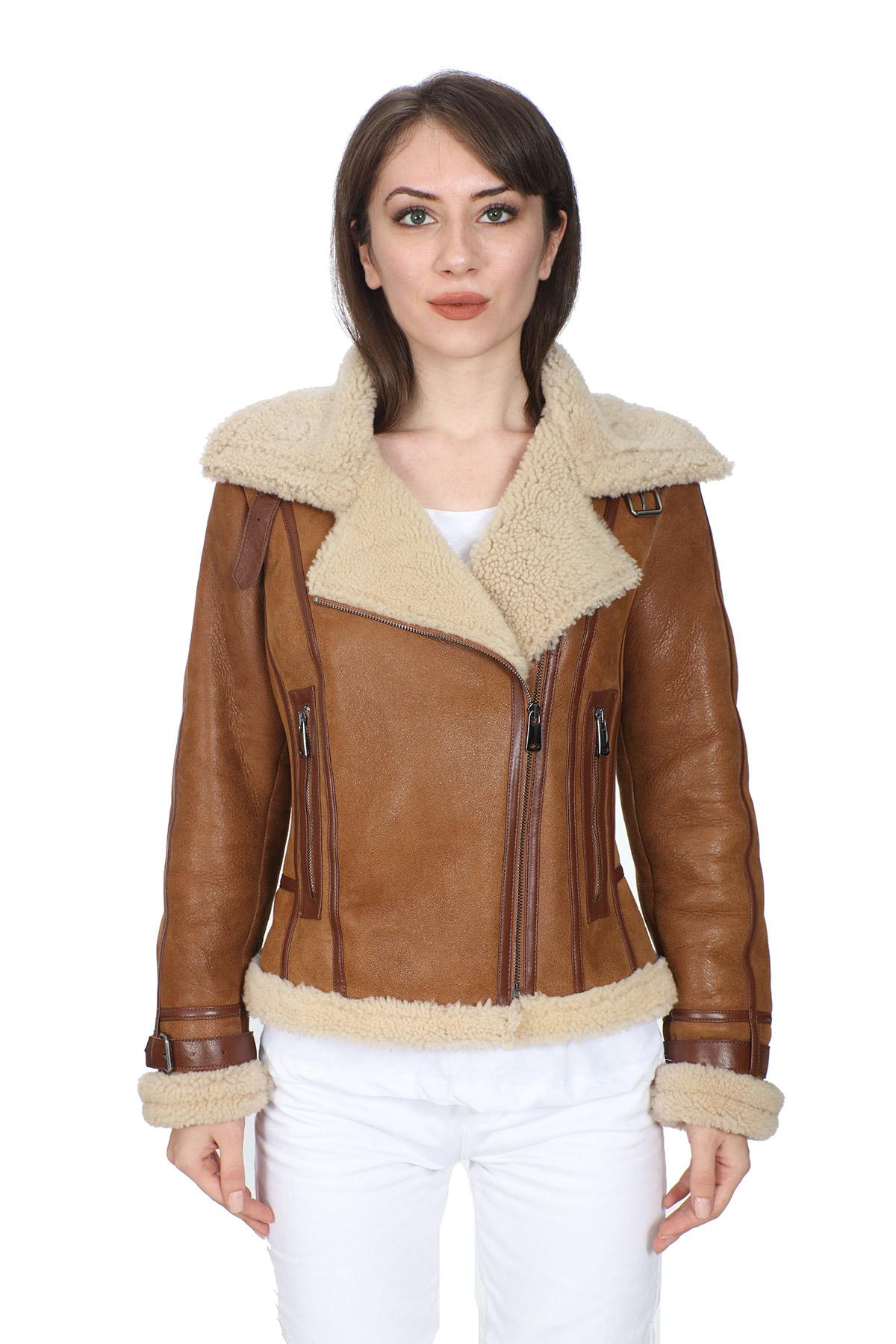 Best Womens Biker Leather Jacket