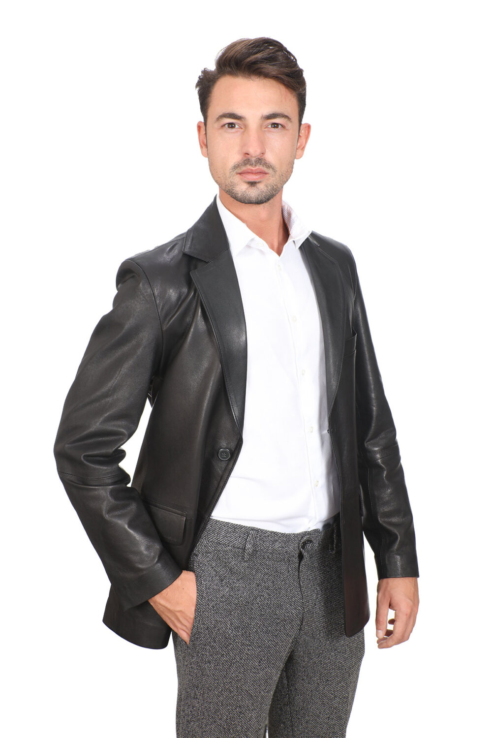 Men's Jackets Leather