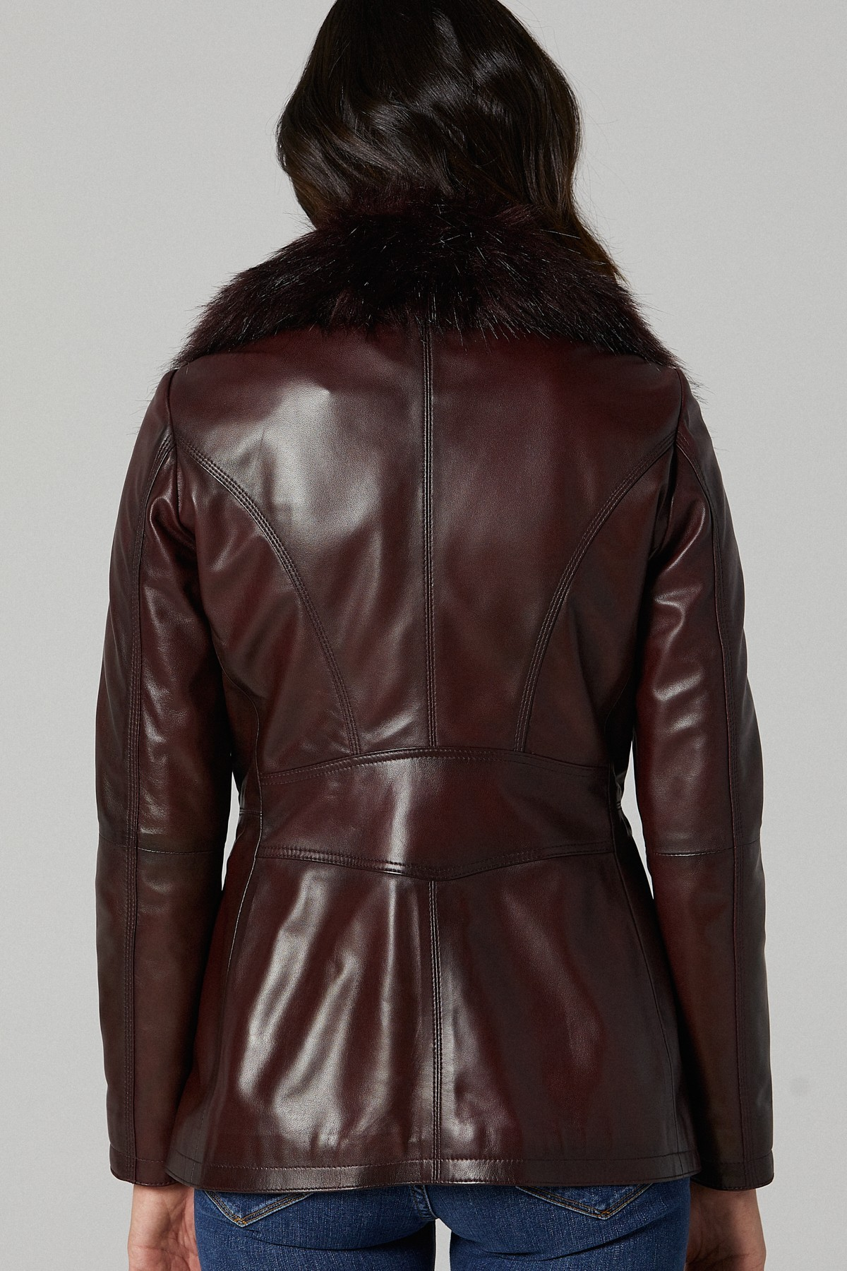 Gap Womens Leather Jackets
