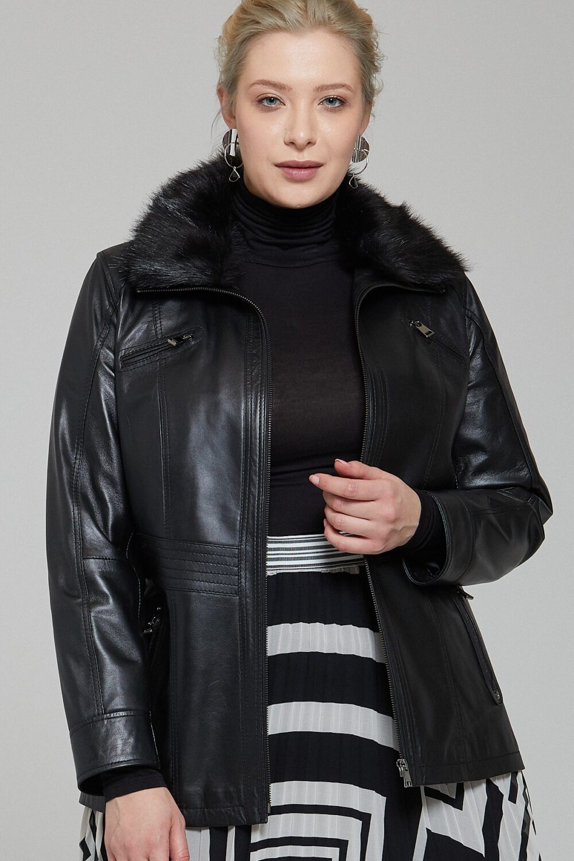 Leather Jacket Winter