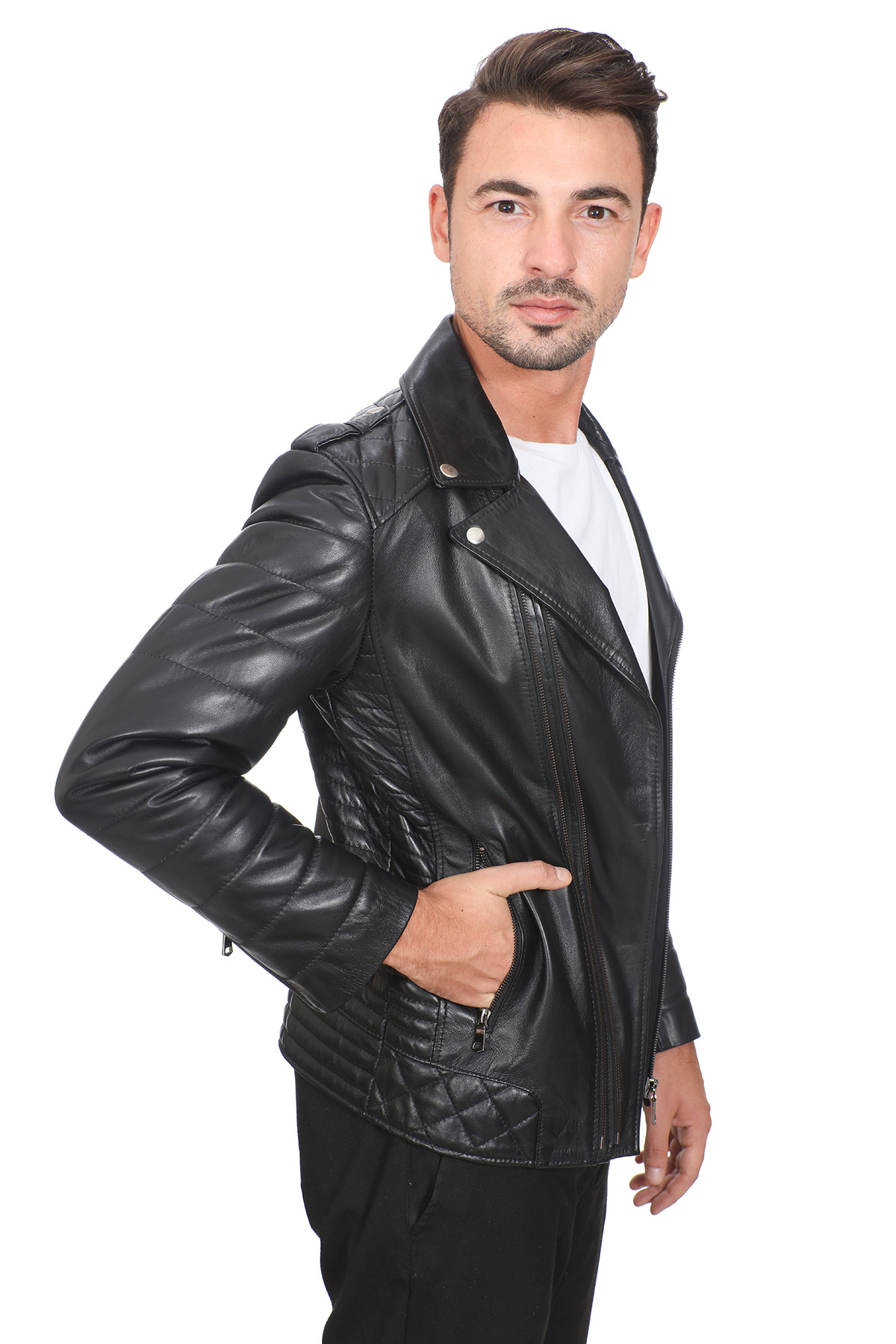 Tailor Made Leather Jacket